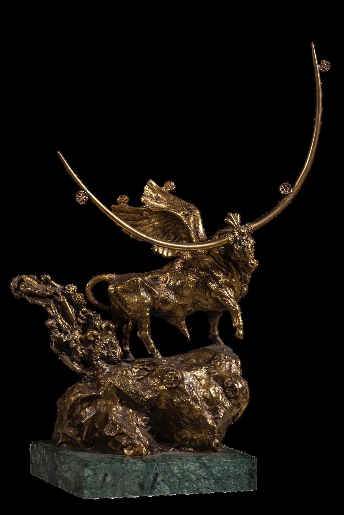Вавилонский бык
